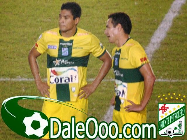 Oriente Petrolero - Alcides Peña - Gualberto Mojica - DaleOoo.com página del Club Oriente Petrolero