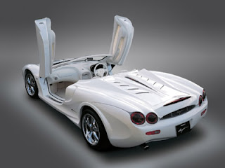 Mitsuoka Cool Car Luxury Design