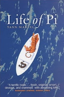 Book cover of Life of Pi by Yann Martel