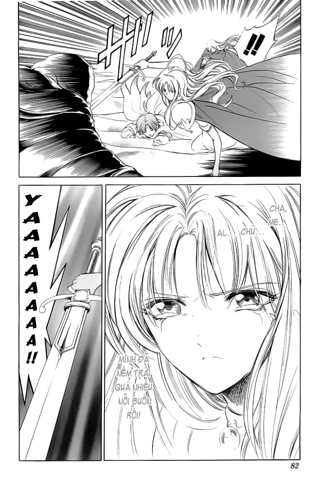 Fire Emblem-Hasha no Tsurugi chap 26 - Trang 37