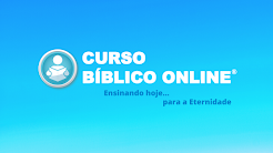 CURSO BÍBLICO ONLINE