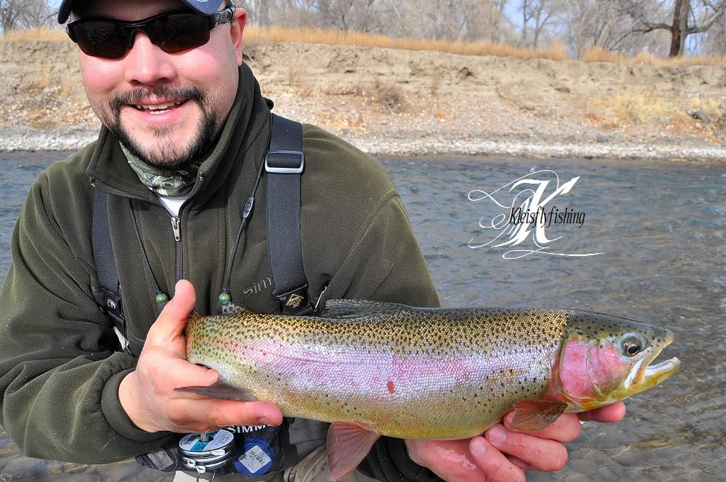 Colorado fly fishing magazine arkansas river tailwater for Trout fishing in arkansas