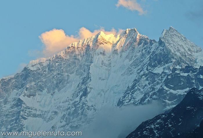 Himalaya-sunrise