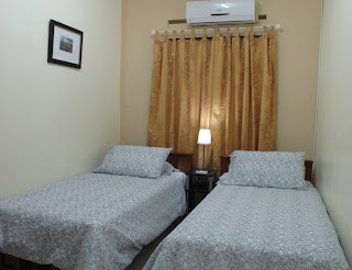 Photo 9: Bedroom 3 - air-conditioned, 2 single beds