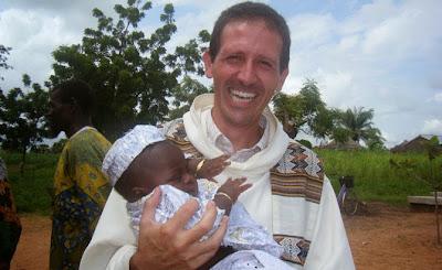misionero español en Togo