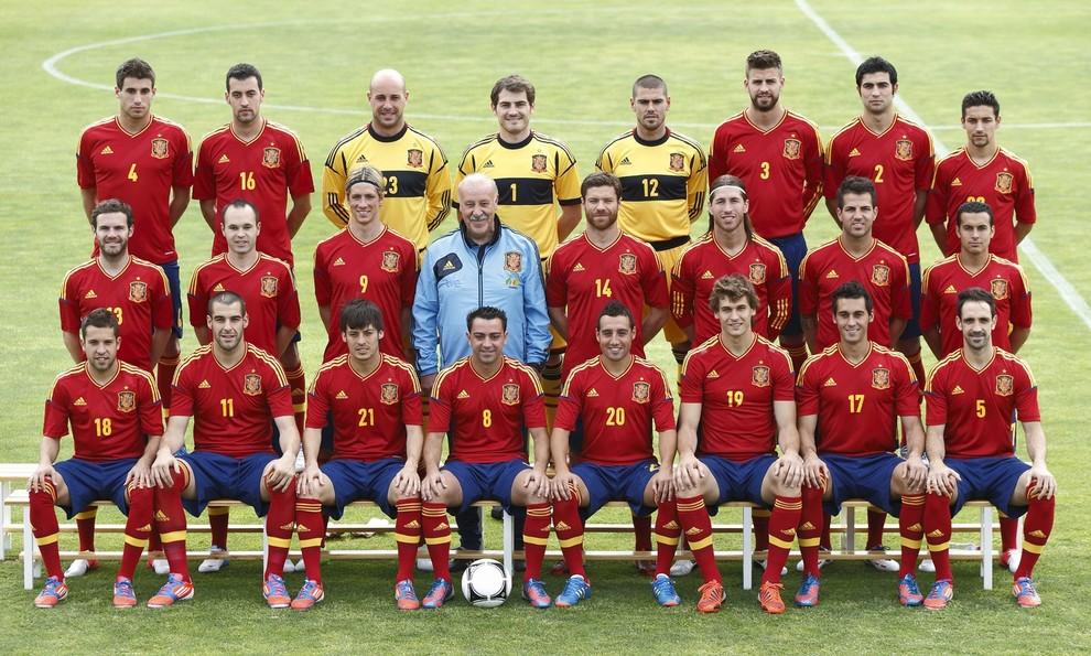 Selecciones favoritas para la eurocopa 2012 - Logo equipe de foot espagne ...
