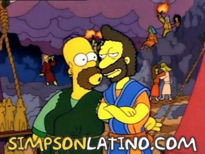 Los Simpson 2x13
