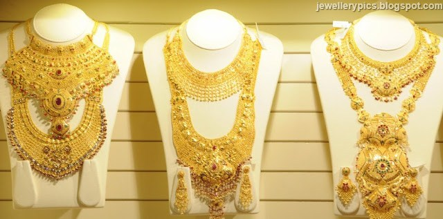 Latest Bridal Set Collection By Kalyan Jewellers Latest