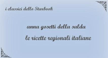 Starbooks nuovo appuntamento i classici dello starbooks for Le ricette italiane