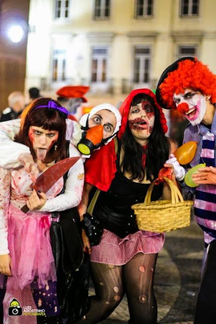 Lisboa Halloween