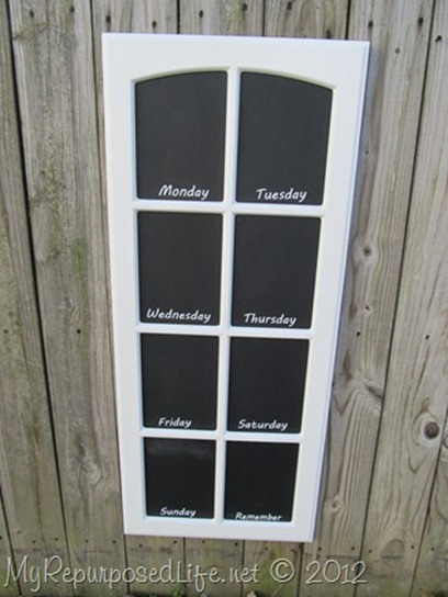 Hip2thrift 20 Ways To Repurpose Kitchen Cabinet Doors