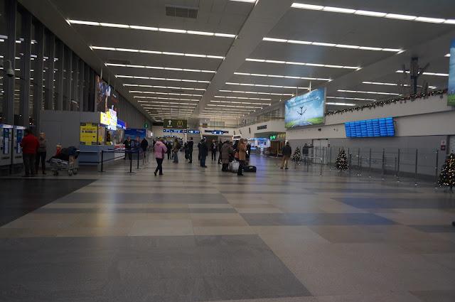 MyTravelnotes.Ru - Аэропорт Праги