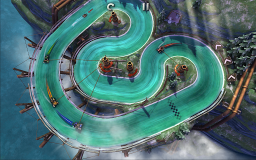 Slingshot Racing Apk Android