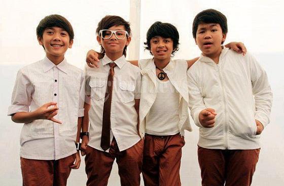 Album Perdana Coboy Junior CJR