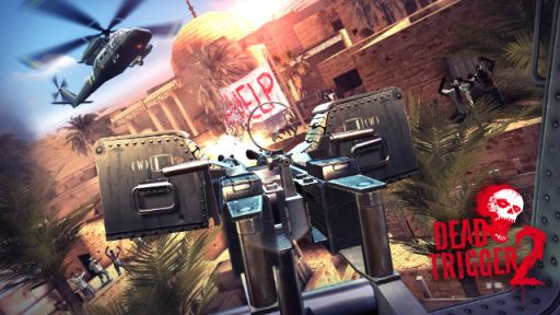 Dead Trigger 2 Game released free for Android and iPhone