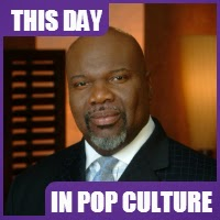 Bishop T.D. Jakes was born on June 9, 1957.