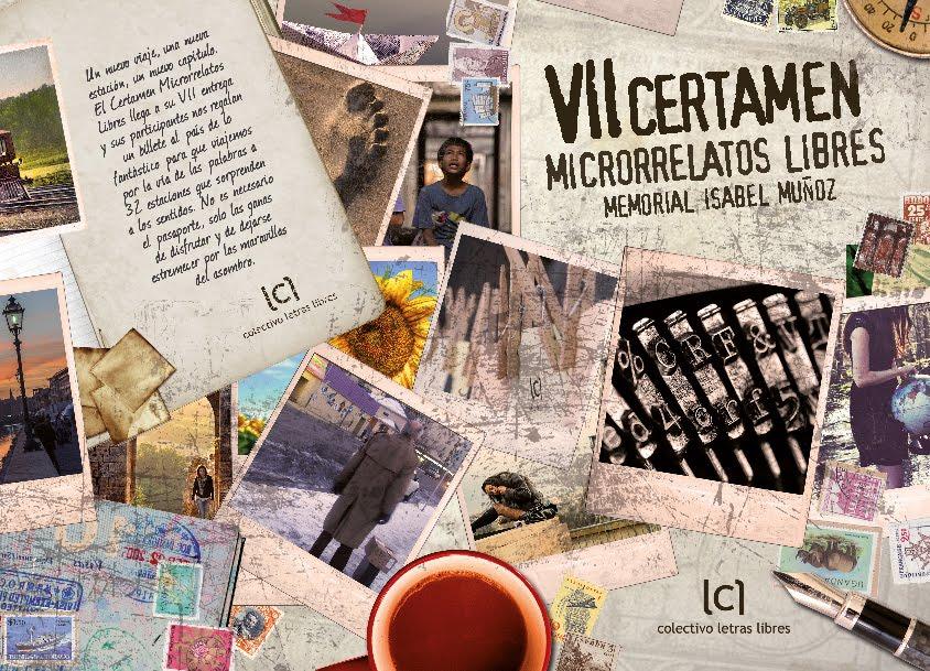 VII Certamen Microrrelatos Libres