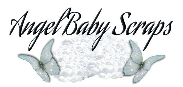 Angel Baby Scraps