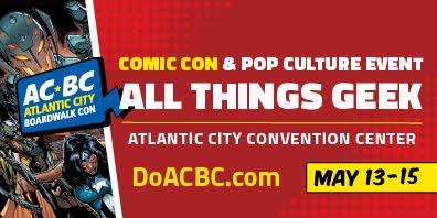 Atlantic City Boardwalk Con