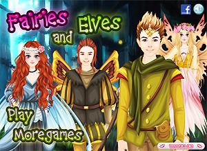 Hadas y Elfos