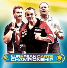 DARDOS-Campeonato de Europa 2013 (Mülheim, Alemania)