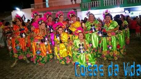 Bloco Kalú Mulher ganhou as ruas de Limoeiro em meio a muita folia e descontração.