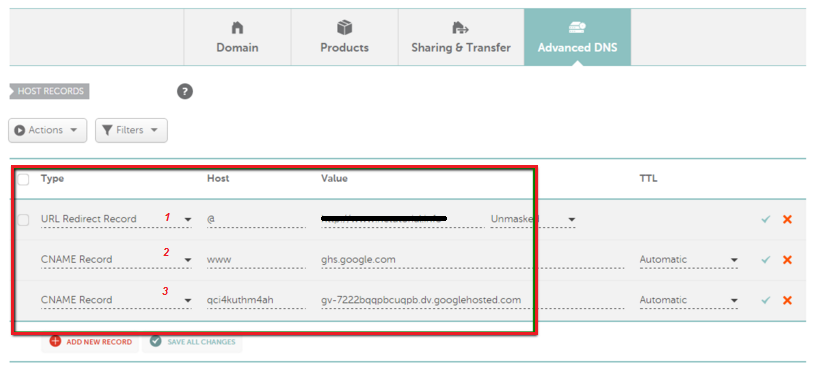 Pasang Domain TLD Namecheap Terbaru