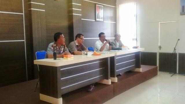 Sosialisasi Normalisasi Sungai Cinambo