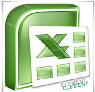 Elemen Pada Microsoft Excel 2007
