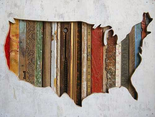 Wood Wall Decorations Ideas
