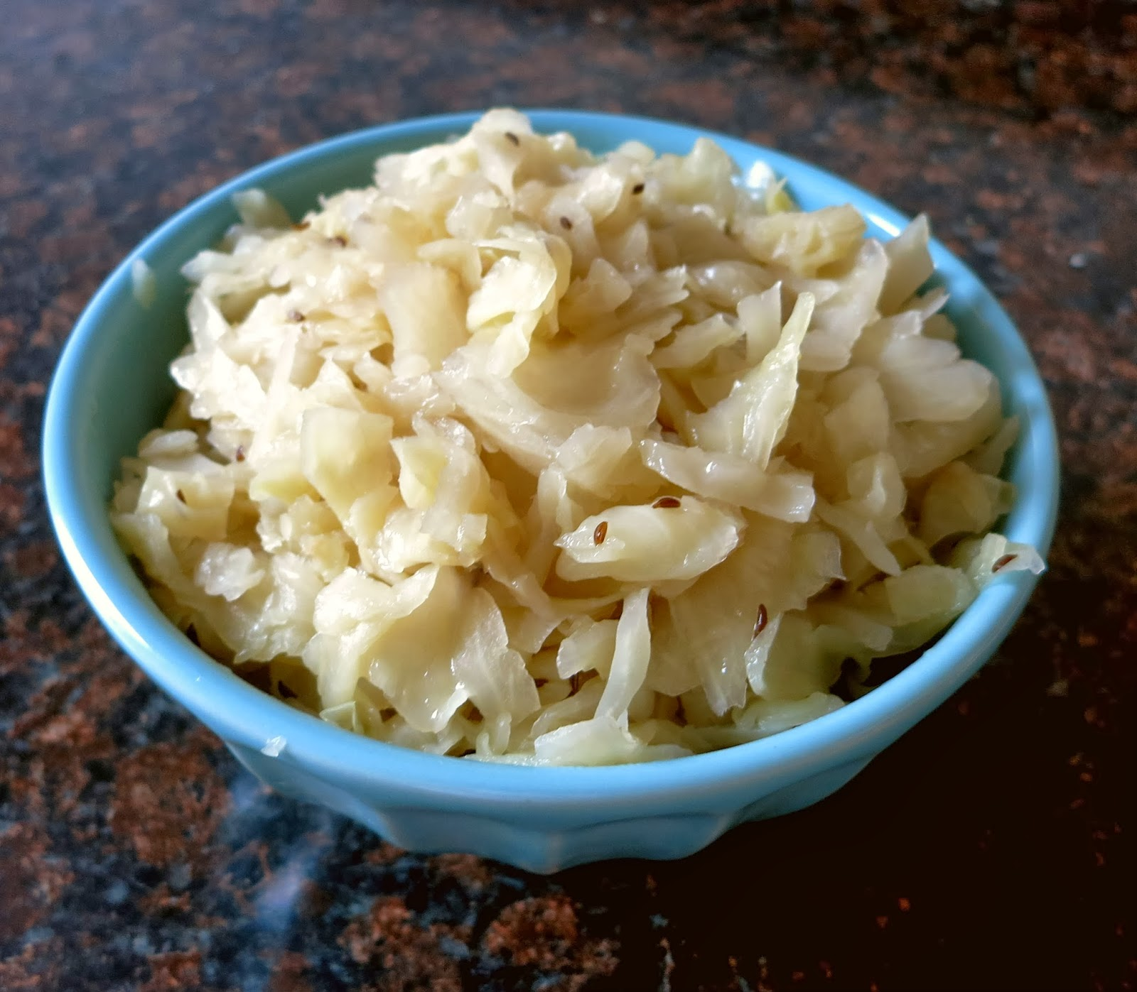 Grandma's Cabbage