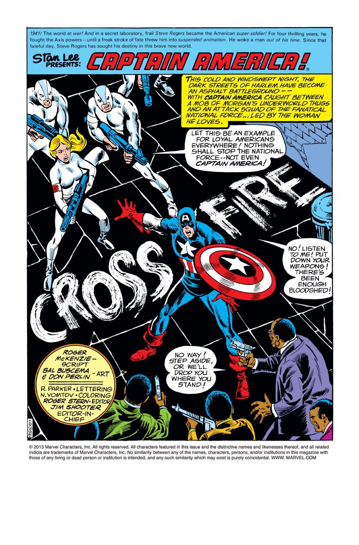 Captain America (1968) Issue #233 #148 - English 2