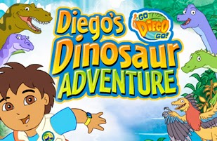 Download Game Edukasi Diego's Dinosaur Adventure For PC