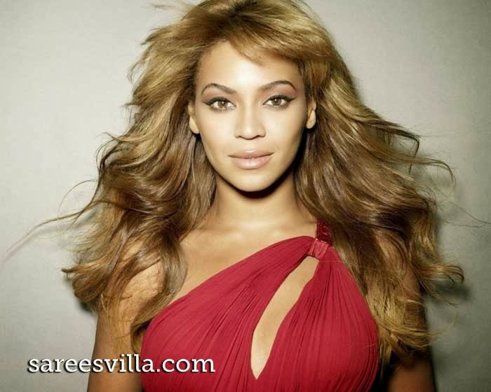 American recording artist and actress Beyonce Knowles