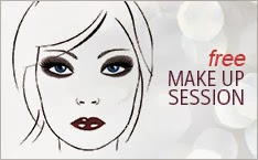 Madina - Halloween Free makeup session