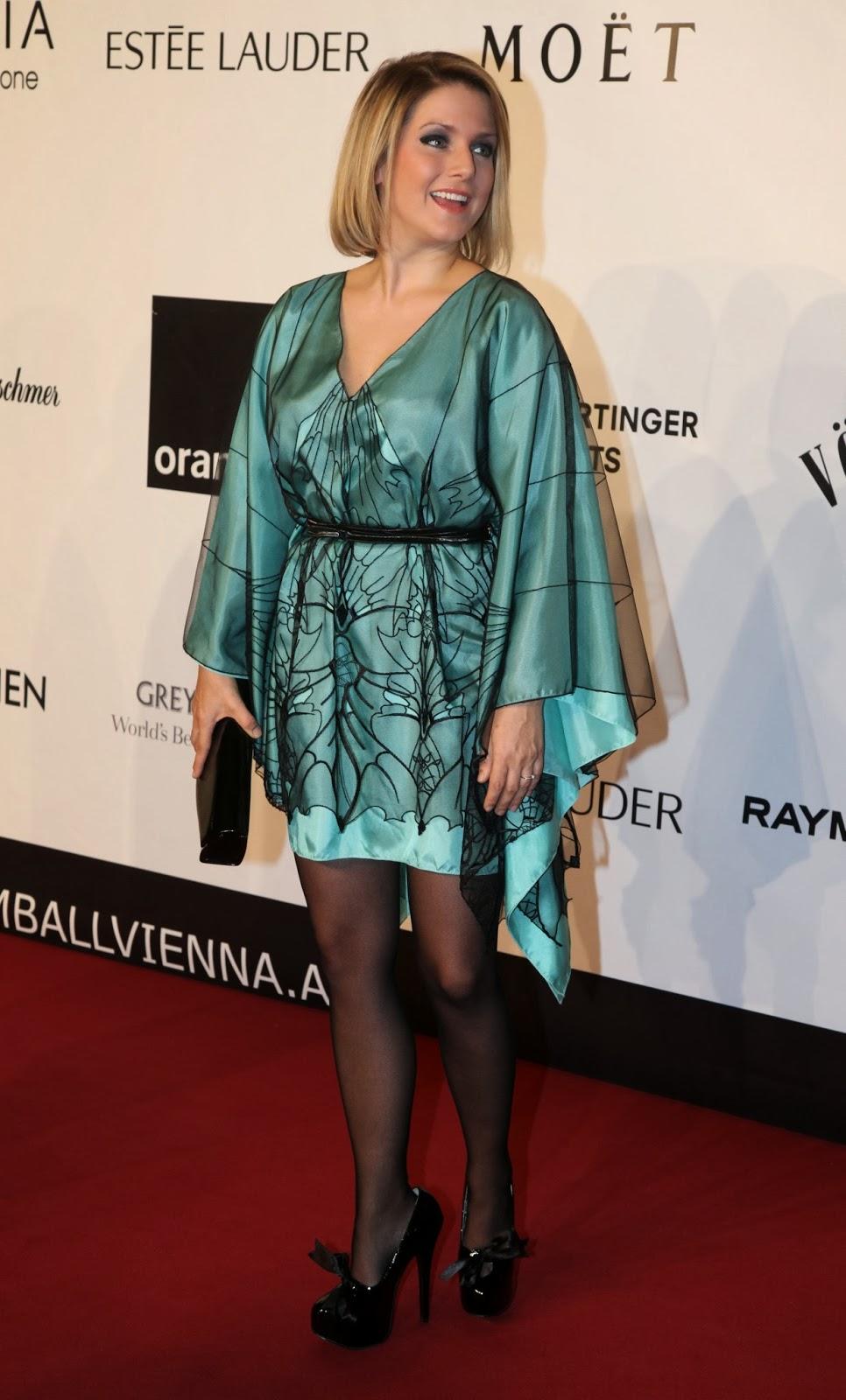 Nylon Celebrities: Jeanette Biedermann