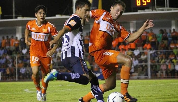Monterrey vs Correcaminos en vivo