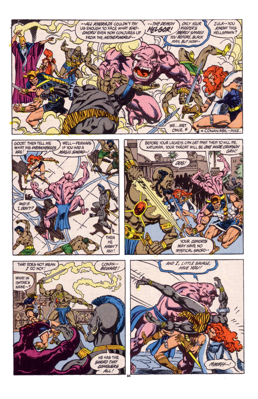 Conan the Barbarian (1970) Issue #247 #259 - English 19