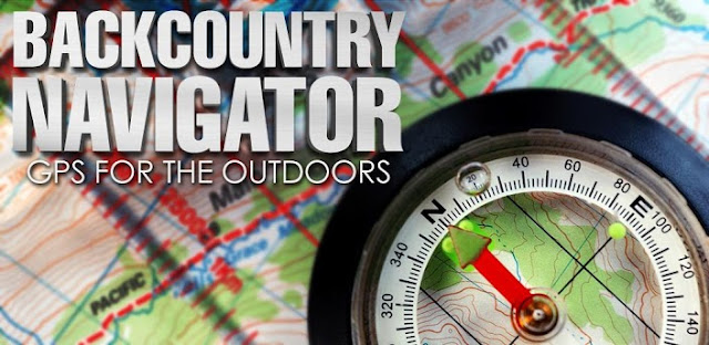 BackCountry Navigator PRO GPS v4.9.0 APK