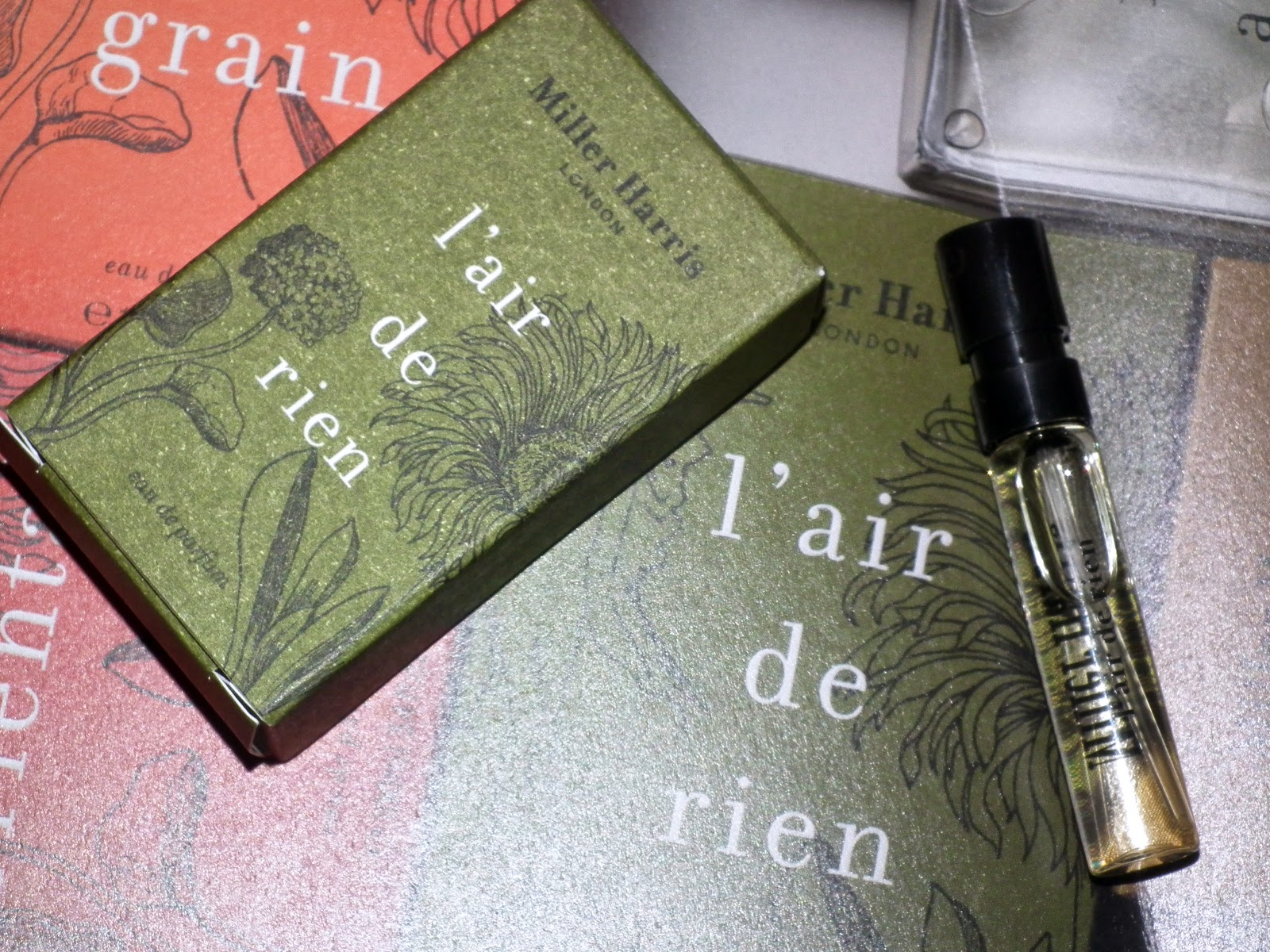 Miller Harris L'air De Rien Eau de Parfum Reviews