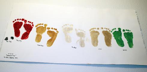 Feet Painting
