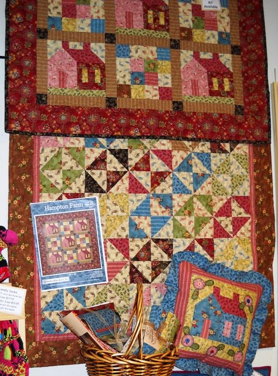 Henry Glass Fabrics: February 2012 : atlanta quilt shop hop - Adamdwight.com