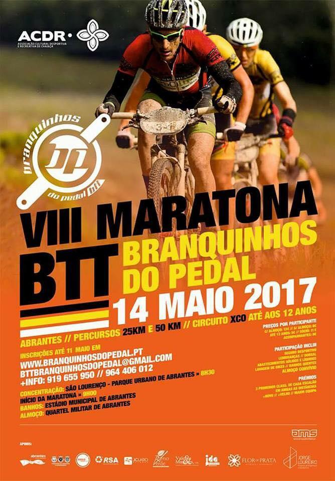 8ª Maratona Branquinhos do pedal