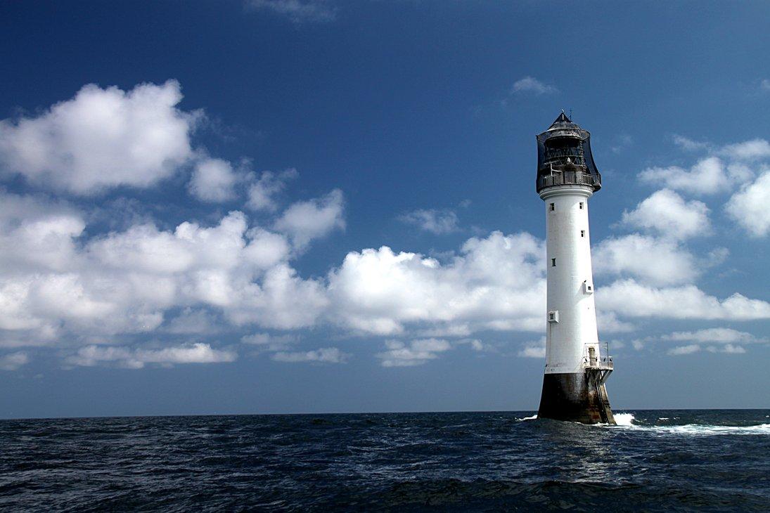 A BECKS LIFE Bell Rock Lighthouse
