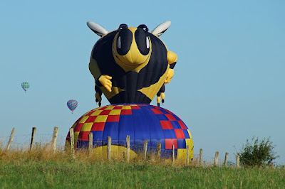 Wasp Special Shape Balloon