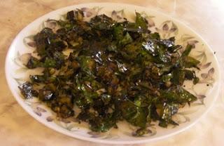 bitter bites margosa fry