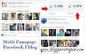 Membuat Banyak Fanspage Facebook  Like Dalam 1 Blog