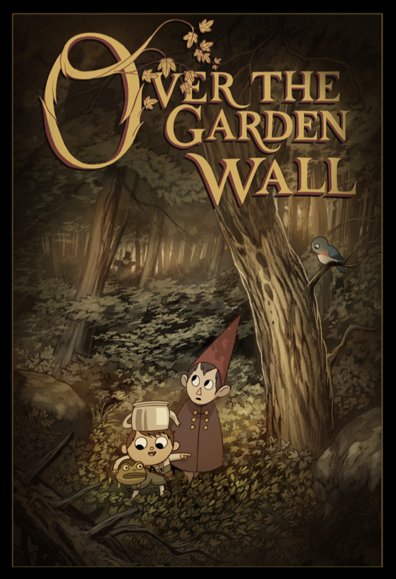 The geeky guide to nearly everything tv over the garden wall for Over the garden wall episode 3