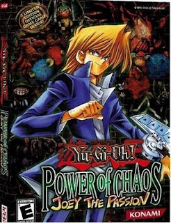 download game Yu-Gi-Oh! Power of Chaos joey the passion