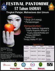 pamflet lomba kesenian